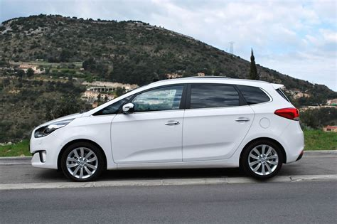 kia carens usa 2014 import minivan autos post
