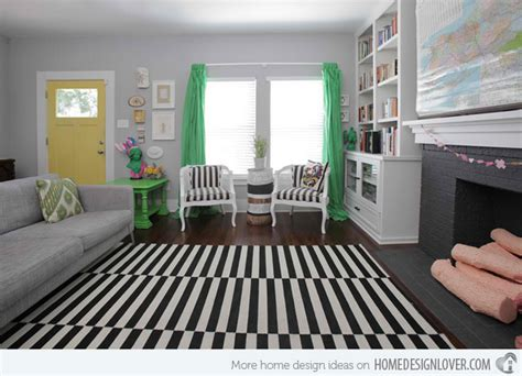 15 lovely grey and green living rooms home design lover 15 contemporary grey and green living room designs