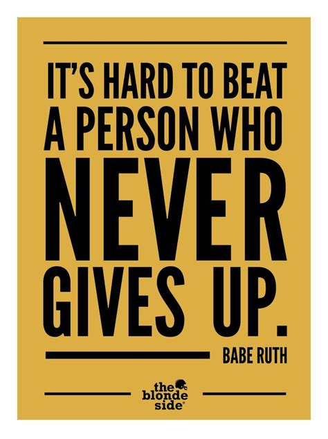 Sports Quotes Ruth Sports Quotes Quotesgram