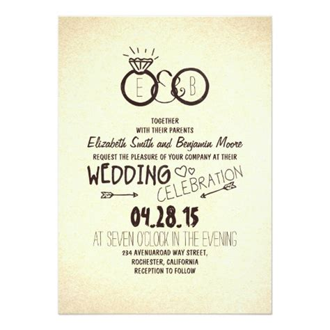 wacky wedding invitation wording wedding invitations www pixshark images