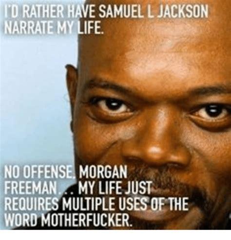 Samuel L Jackson Meme - funny samuel l jackson memes of 2017 on sizzle