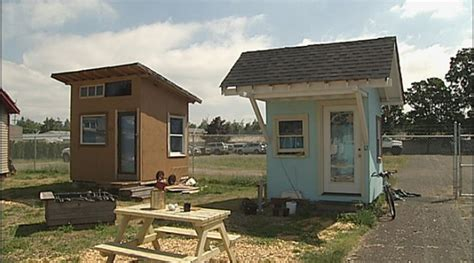 Small Homes Eugene Community Empowers Formerly Homeless Using Tiny Homes