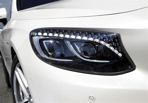 mercedes s class headlights mercedes benz s class headlight behind the wheel