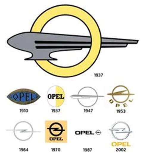 Alte Motorrad Marken Logos by Evolution Du Logo Opel Logos Insignias Pinterest 70er