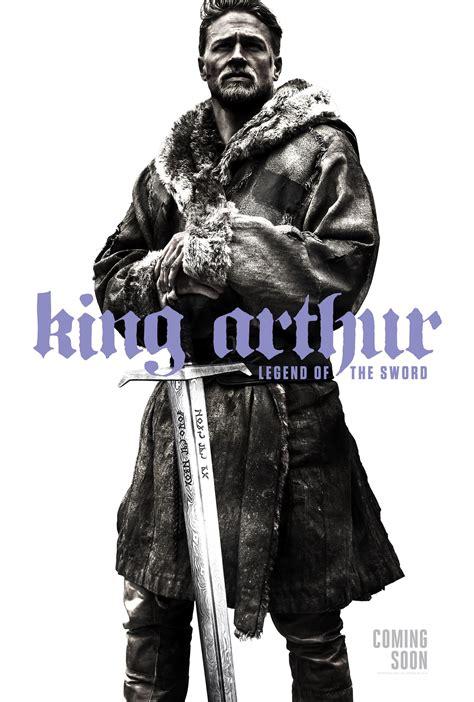king arthur legend of the sword king arthur legend of the sword poster sdcc 2016