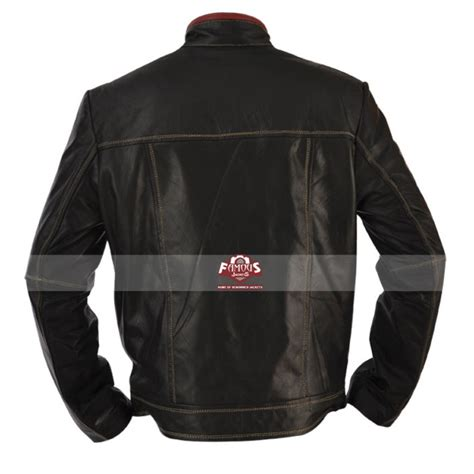 Motorrad Lederjacke Cafe Racer by Black Cafe Racer Motorcycle Leather Jacket
