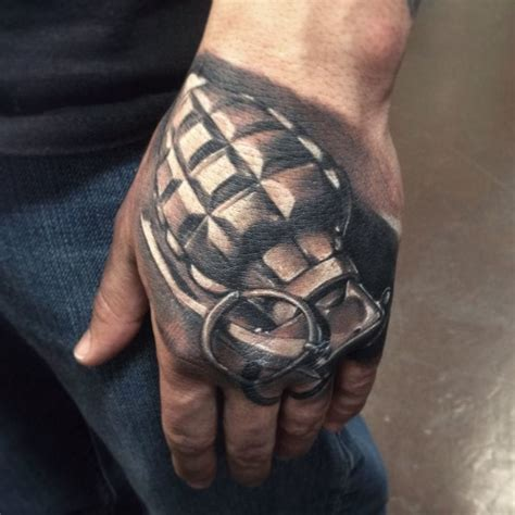 grenade tattoos 8 amazing grenade tattoos tattoodo