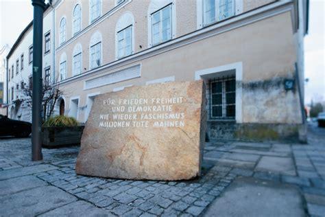 adolf hitler house austria to seize hitler s house politico