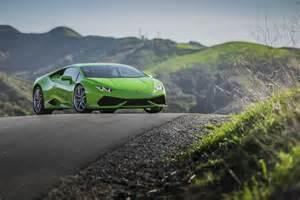 Huracan Lamborghini Lamborghini Huracan Lp 610 4 Test Motor Trend