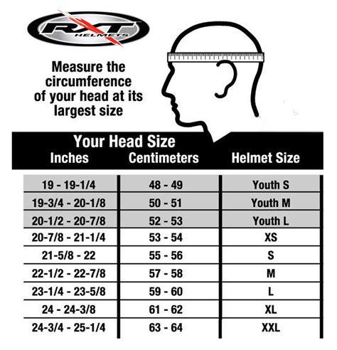 youth motocross helmet size chart ls2 helmets size chart 9500 helmets