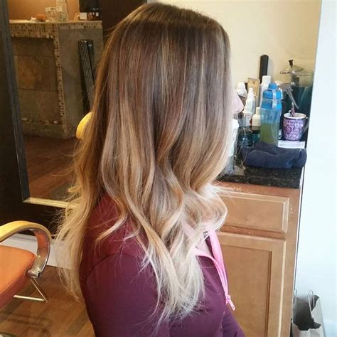 balayage hair color technique ombre balayage which popular haircolor technique should