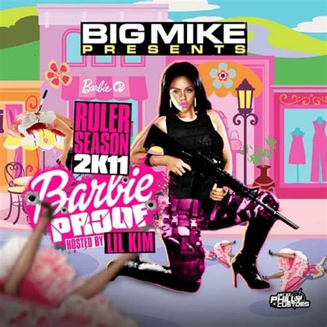 lil kim download mp3 ruler season 2k11 barbie proof hosted by lil kim big mike