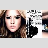 Loreal Mascara Ads | 600 x 355 png 325kB