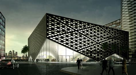design competition beirut competition entry for house of arts and culture beirut by
