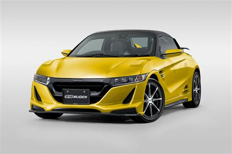 Emblem Mobil Sport Classic Karbon here s mugen s take on the honda s660 carscoops