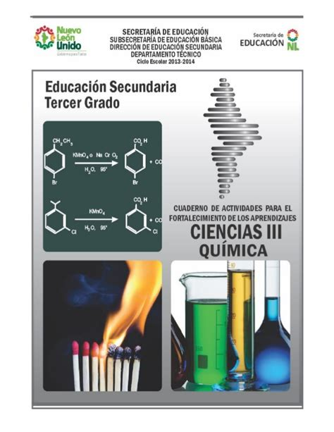 libro fsica y qumica 3 quimica 1