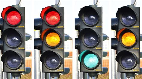 why are the lights in traffic signals always in order why leds should be used in traffic signals lighting