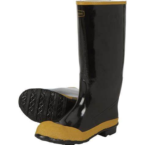 rubber boots lacrosse s rubber knee boots safety toe waterproof