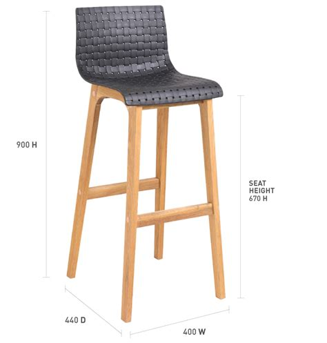 Designer Bar Stools Nz by Rho Bar Stool Nz Furniture