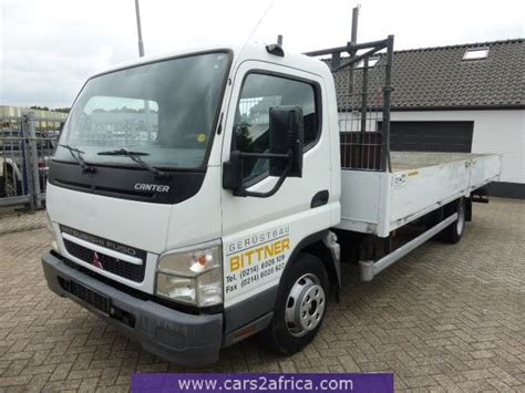 mitsubishi truck canter mitsubishi canter 7c15 fuso 3 9 63473 used available