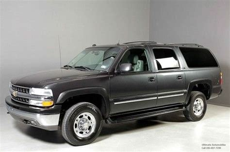 how to sell used cars 2005 chevrolet suburban 1500 electronic throttle control sell used 2005 chevrolet suburban 2500hd lt leather heated seats bose captain chairs clean in