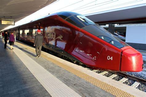 treno italo interni treni italo ecco nuovi prezzi e orari