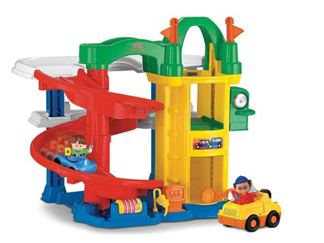 Car Garage Toys Toddlers by Fisher Price Racin Rs Garage Review