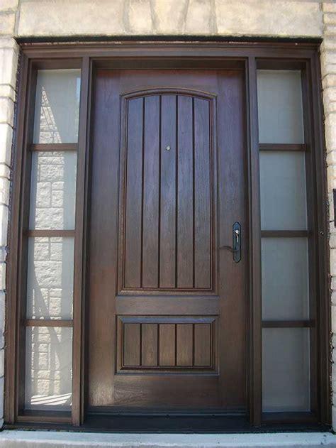 modern doors front entry doors fiberglass doors woodgrain