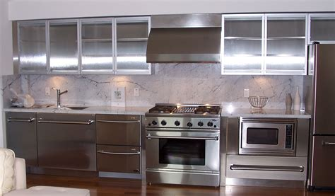 Metal Cabinets Kitchen by How To Paint Metal Kitchen Cabinets Midcityeast