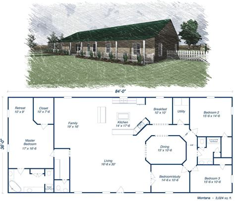 Metal House Designs by Steel Building On Pinterest Steel Homes Floor Plans And