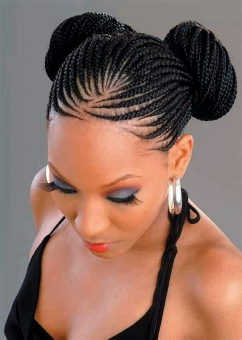 cornrow hairstyles for kenyan women 51 latest ghana braids hairstyles with pictures