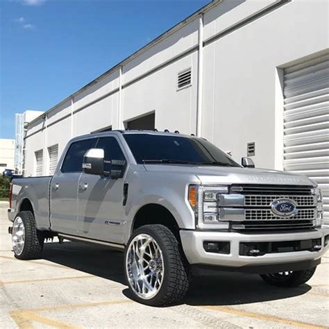 shop truck  fuel forged ff wheels