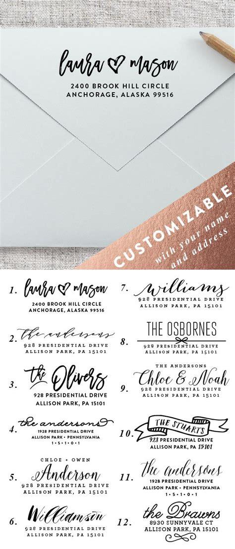 should wedding invitations a return address the 25 best wedding thank you cards ideas on