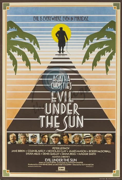 evil under the sun evil under the sun 1982