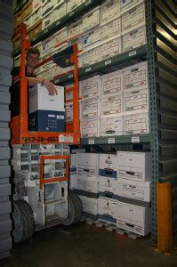 Kansas City Records Business Records Storage Management In Kansas City