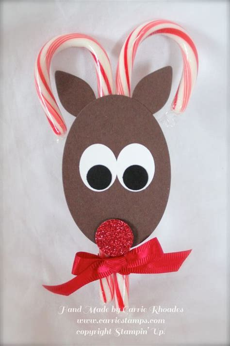 25 best ideas about candy cane reindeer on pinterest