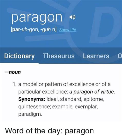 pattern of behaviour synonym 25 best memes about paragon paragon memes