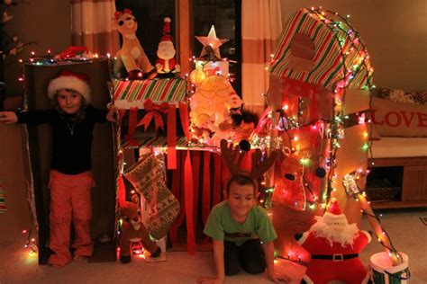 santa in your living room create santa s workshop in your living room kid s
