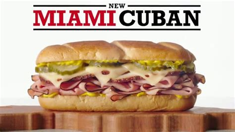 who does voice over in arbys new bacon commercial arby s miami cuban tv commercial sandwich legends so