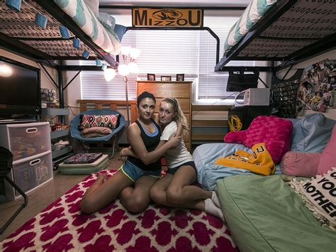 room mates me my roommate our room mizzou news of