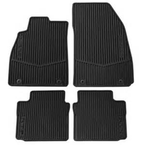 Cadillac Floor Mats Xts Genuine Cadillac Xts Floor Mats All Weather 22757756