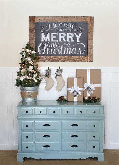 vignette home decor christmas vignette love of family home