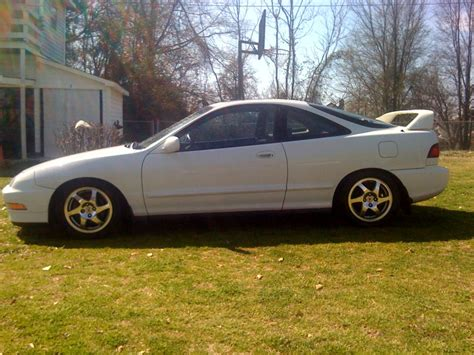 98 acura integra gsr lowering my 98 gsr opinions on ride height and brand