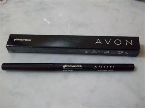 matita nera interno occhi review matita nera occhi glimmerstick di avon