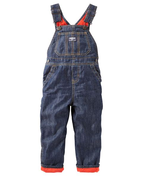 Overall Oshkosh oshkosh newborn infant toddler boys denim overalls