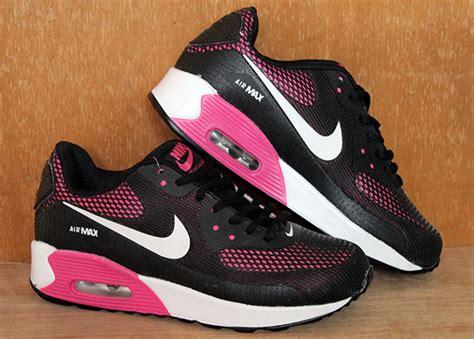 Sepatu Nike Airmax Running Wanita Made In Asli Import 1 harga jual nike airmax sepatu running lari kets casual olahraga pricepedia org
