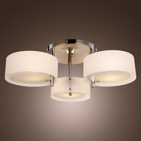 Modern Chrome Light Chandelier Pendant Ceiling Fixture Ebay Ceiling Lights