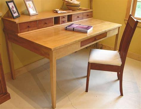 shaker style desk custom shaker style desk house