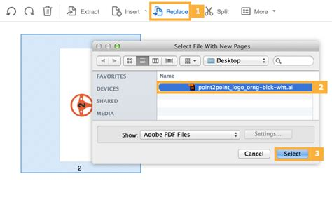 compress pdf acrobat reader dc insert and organize pages in a pdf adobe acrobat dc