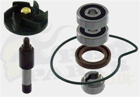 water pump repair kit vespa gts 250 300cc pedparts uk